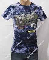 Двухцветная мужская футболка 1903