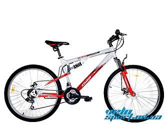 Горный двухподвесной велосипед Azimut Ultimate 26 D