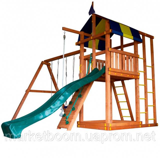 Детский игровой комплекс на улицу,игровая площадка на дачу