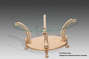 Стильный журнальный столик - № 12. (95х65х55 см), фото 2