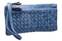 Модный женский кошелек A843 blue