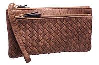 Модный женский кошелек A843 brown