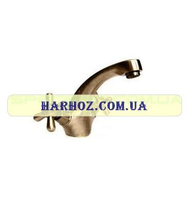 Смеситель для умывальника Champion (Чемпион) Dominox Bronze 161