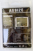 Велокомпьютер, спидометр ASSIZE AS-2000 беспроводной