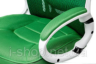 Крісло офісне Special4You Briz green, фото 3