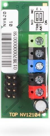 GS-208-CO Провідний модуль для сповіщувача CO Ei208W(D)