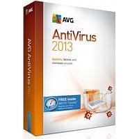 AVG AntiVirus 2013 ( 1 ПК / 1 рік )