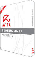Avira Professional Security (5 ПК / 1 рік)