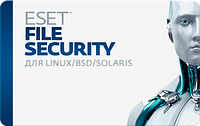 ESET File Security для Linux/BSD/Solaris