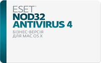 ESET NOD32 Antivirus Бізнес-версія для Mac OS X