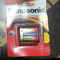 Батарейка Panasonic Lithium  6V  CR-P2