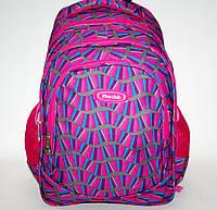 L37 Сиреневый Рюкзак школьный