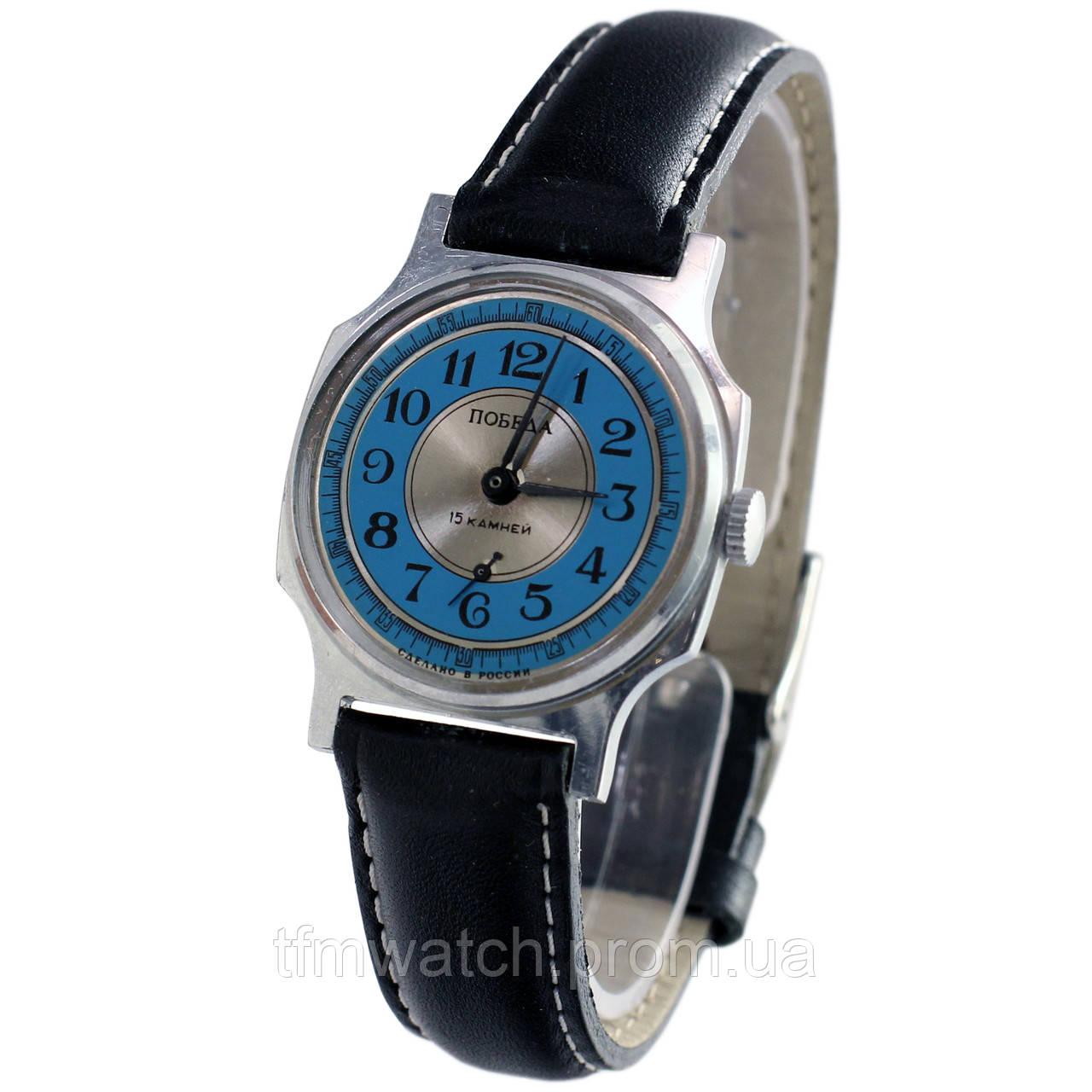 a1624b1d Часы Победа 15 камней сделано в России - Online store Soviet wrist watch - Магазин  старинных