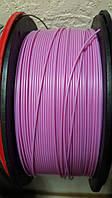 Пластик АБС для 3Д печати 1кг розовый