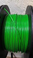 Пластик АБС для 3Д печати 1кг зелёный