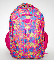 L19 Розовый Рюкзак школьный
