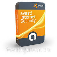 ПЗ Антивірус Avast 7! Internet Security (5 ПК / 1 рік)