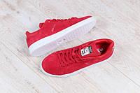 Кроссовки женские Adidas Stan Smith Red/White