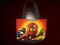 Пляжная летняя сумка Ниндзяго Кай