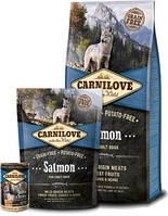 Сухой корм Carnilove Salmon Adult 1,5 kg (д/взрослых собак с лососем)