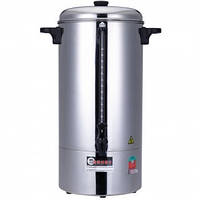 Кипятильник – кофеварочная машина с одиночными стенками - 10 L - 230V / 1500W - 387x275x(H)530 Hendi, фото 1