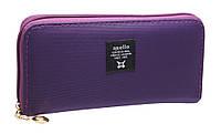 Модный женский кошелек 301 purple