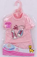 Одежда для пупса baby born (копия) dbj-434-a  кк