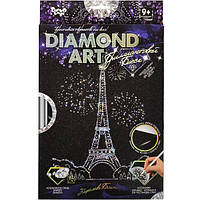 Алмазная живопись, Эйфелева башня (DAR-01-06), фото 1