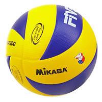 Мяч волейбол Mikasa MVA-200