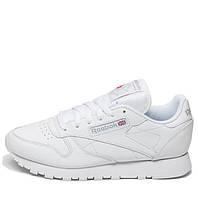 Женские кроссовки Reebok Classic White