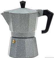 Кофеварка гейзерная 150мл Con Brio 6703