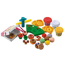 Творчество и рукоделие «Playgo Toys Enterprises Limited» (8590) набор для лепки Кексы
