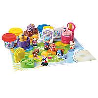 Творчество и рукоделие «Playgo Toys Enterprises Limited» (8686) набор для лепки Салон домашних животных