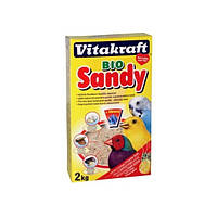 Vitakraft Песок для птиц BIO SAND, 2кг