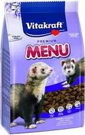 Vitakraft FERRET Premium Menu - корм для хорьков, 800г