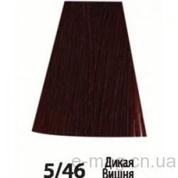 Краска для волос ЭКМИ Professional 5/46 Дикая вишня Siena 90 м