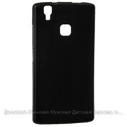 Чехол силиконовый Premium DOOGEE X5 Max черный