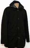 Куртка из плащевки на флисе для мужчин р. 48, 50, 52   арт. 2031 Турция - 48