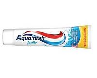 Зубная паста  Aquafresh Family Аквафреш фемили опт  блок 12 шт