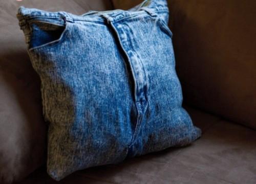Волшебные превращения старой джинсовки