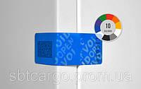 Пломба-наклейка 20*100 с полограммой