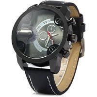 Часы мужские копия Weide черные (029) - ОПТ