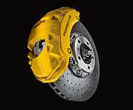 Запчасти тормозной системы Porsche Panamera