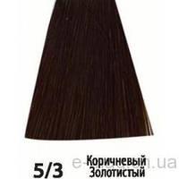 Краска для волос ЭКМИ Professional 5/3 Кор.-золотист. Siena