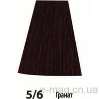 Краска для волос ЭКМИ Professional 5/6 Гранат Siena 90 мл