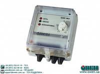 Прибор для управления электроприводом погружного насоса ОВЕН САУ-М2
