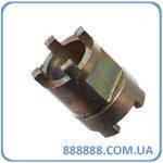 Ключ для разборки стоек ВАЗ 2108-2109 под ключ (цементированный) КОРОН08КЛ  (Харьков)