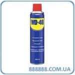 Смазка-спрей универсальная проникающая WD-40 300мл