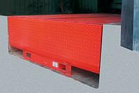 Платформа уравнительная Docker 2000х2500 6т с поворотной аппарелью