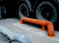 Направляющие колес 2м Docker (оцинкованные)